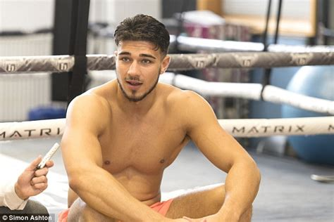 Tommy Fury eager to build successful boxing career without ...