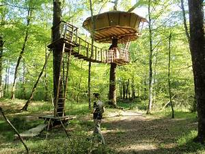 Comment Faire Une Cabane Dans Les Arbres : construire une maison dans un arbre ventana blog ~ Melissatoandfro.com Idées de Décoration