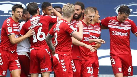 Millwall 0-2 Middlesbrough: Boro boost survival hopes with ...