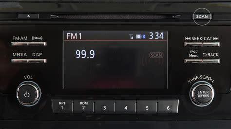 nissan altima audio system  navigation type
