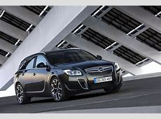 Opel Insignia OPC Sports Tourer Auto Wallpapers GroenLichtbe