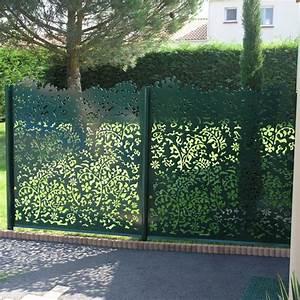 Panneau Décoratif Extérieur : panneau d coupe v g tale coralys ambellya adepli ~ Premium-room.com Idées de Décoration