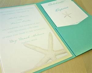16 best beach bridal shower images on pinterest beach With fancy beach wedding invitations