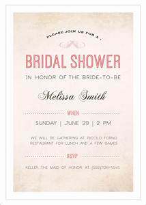 22 free bridal shower printable invitations With free online wedding shower invitations