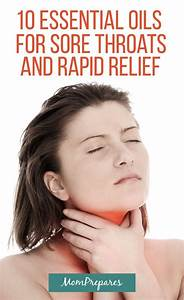 10 Essential Oils For Sore Throat And Rapid Relief