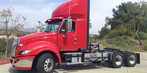 Charged Evs  Transpower's New Electric Class 8 Terminal Truck