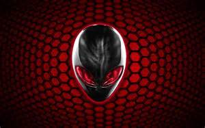 Alienware Desktop Red