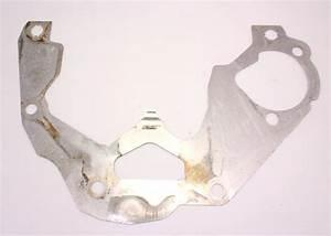 Engine Transmission Spacer Plate 04