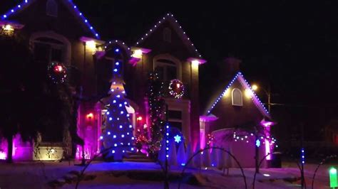 wizard in winter 2013 christmas light show youtube