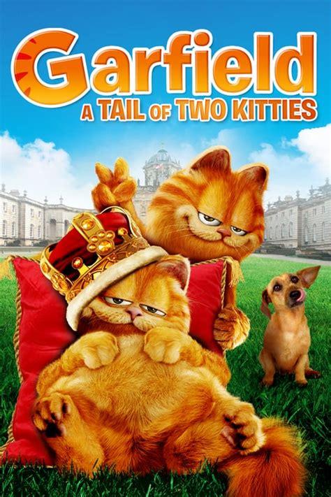 garfield  tail   kitties