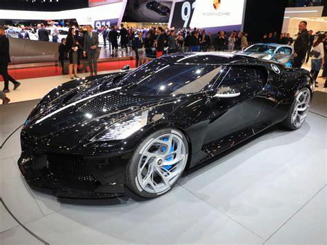 bugatti luncurkan mobil termahal dunia seharga