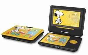 Lecteur Dvd Portable Enfant : lenco dvp 7 snoopy lecteur dvd portable qui a du chien ~ Maxctalentgroup.com Avis de Voitures
