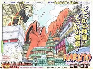 Weekly Shonen: Bleach 485 Naruto 579 One Piece 661 | Toxic ...  Naruto