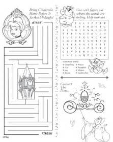 5 best images of printable activity sheets activity
