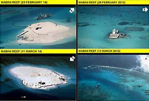 Philippines told: Get used to China's island-construction ...
