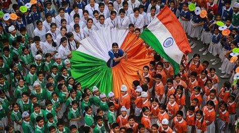 india celebrates   independence day today ptc punjabi canada canada news punjabi news