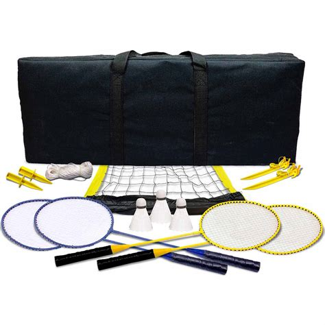 foto de EastPoint Sports Volleyball and Badminton Set Walmart com