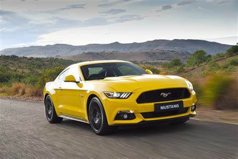 Mustang 2 3 Ecoboost by One Day Test Ford Mustang 2 3 Ecoboost Fastback