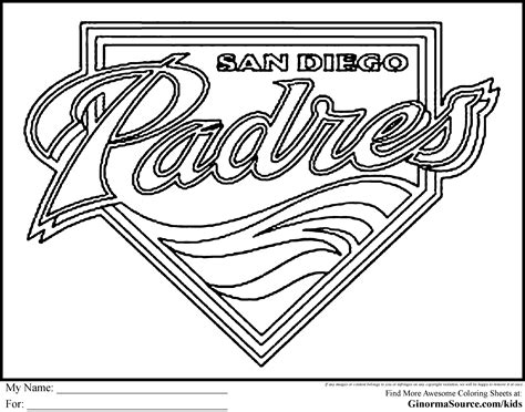 Boston Red Sox Coloring Pages Kids Coloring Home