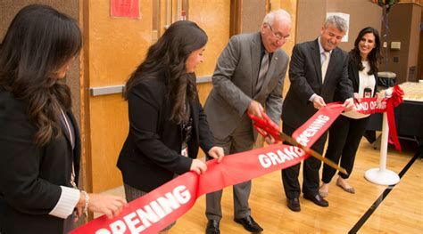 clifton campus ribbon cutting ceremony ilearn schools