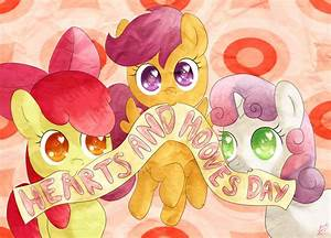 Happy Hearts and Hooves Day! by bubblehun on DeviantArt