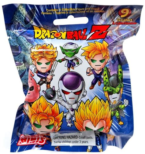 You don't have to gather all the dragon balls and summon shenron for more dragon ball collectibles; Dragon Ball Z Original Minis Dragon Ball Z Series 1 ...