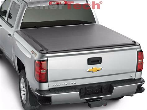 Silverado Truck Bed by Weathertec H Roll Up Truck Bed Cover For Chevy Silverado