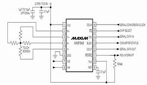 Mxb7843 Interfacing With Microcontroller