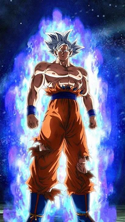 Instinct Goku Ultra Mastered Dragon Ball Wallpapers