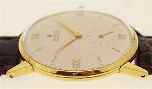 Rolex Auf Rechnung : rolex precision ref 3667 in 18ct gold klassische ~ Themetempest.com Abrechnung