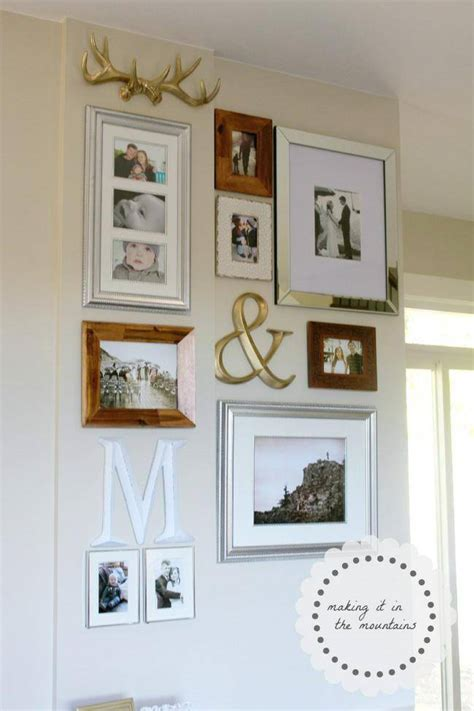 Ideas For Walls by 28 Ideas For Gorgeous Diy Gallery Walls Tip Junkie