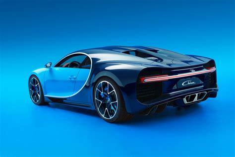 bugatti chiron el coche mas rapido del mundo