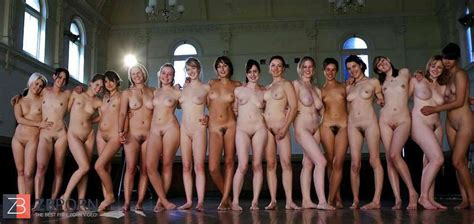 Groups Of Naked Damsels ZB Porn