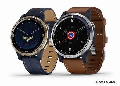Garmin Marvel Smartwatches Watches Smartwatch Venu Captain