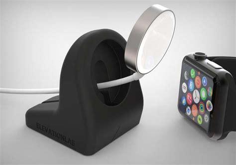 elevationlab night stand apple  charging station gadgetsin