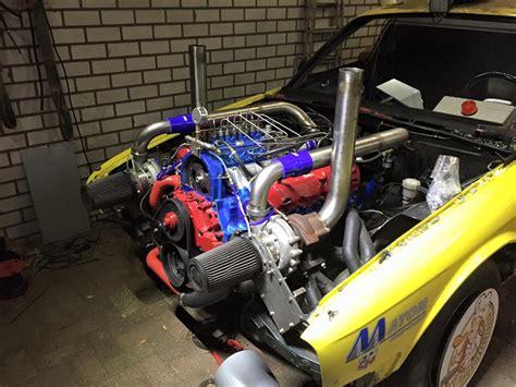 Jaguar With Twin Turbo Diesel Engine Swap Depot