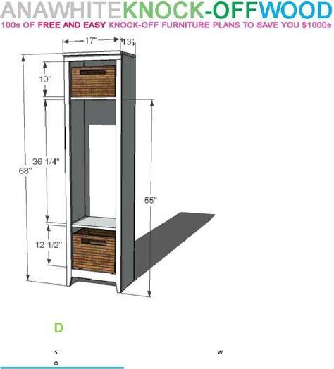 diy wood locker plans     wood lockers diy