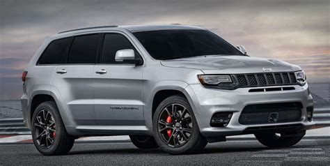 We Now Know What The Hellcat-powered Jeep Grand Cherokee