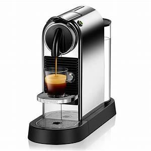 Machine Nespresso Promo : delonghi nespresso citiz chrome single serve espresso ~ Dode.kayakingforconservation.com Idées de Décoration