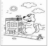 Dog Coloring Pages sketch template