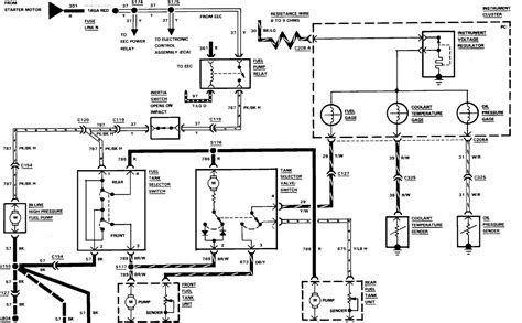 1987 Ford F 150 Wiring Diagram Free by I An 87 Ford F150 With Dual Tanks Was And