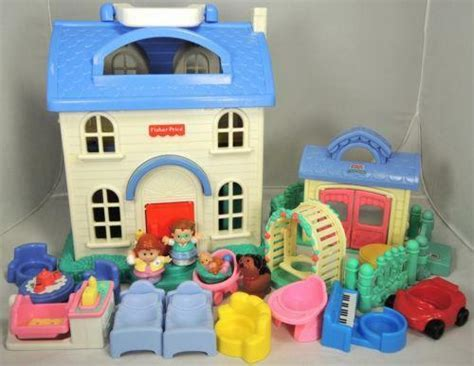Little People Playhouse   eBay