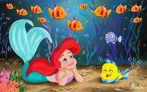 Little Mermaid HD Wallpapers