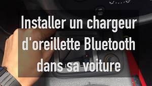 Installer Bluetooth Voiture : installer un chargeur d 39 oreillette bluetooth dans sa ~ Farleysfitness.com Idées de Décoration