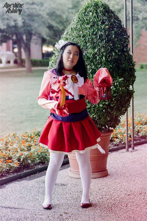 sailor mulan cosplay