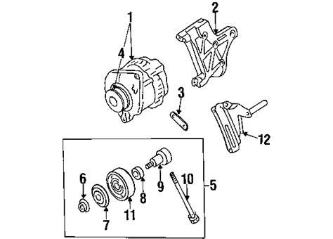 Parts Nissan Bracket Idler Partnumber