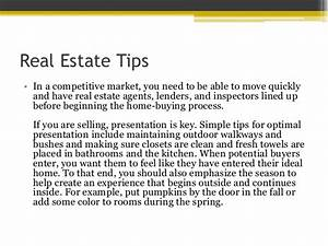 Real Estate Tips for Buyers and Sellers