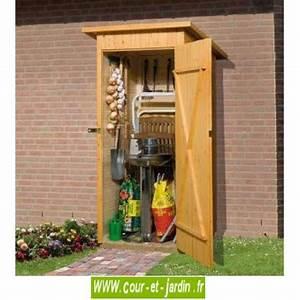 Armoire De Terrasse : armoire de terrasse weka 361 flachdach une porte ~ Teatrodelosmanantiales.com Idées de Décoration