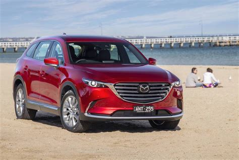 mazda cx9 2018 mazda cx 9 update adds g vectoring on sale from