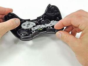 Xbox 360 Wireless Controller Bumper Panel Replacement